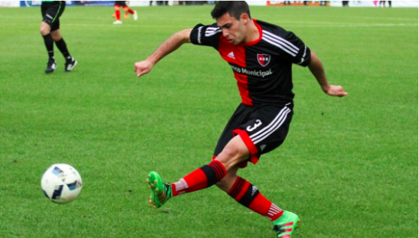 Valenzuela becomes Crew SC's third designated player. | Photo: Newell's Old Boys