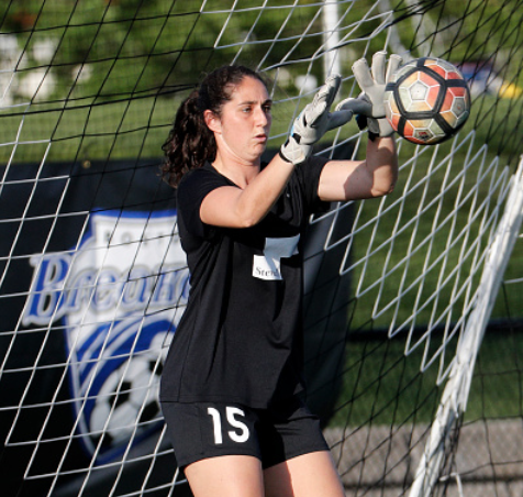 Sammy Jo Prudhomme selected by Houston Dash in the 2018 Dispersal Draft.  Source Fred Kfoury III/Icon Sportswire via Getty Images