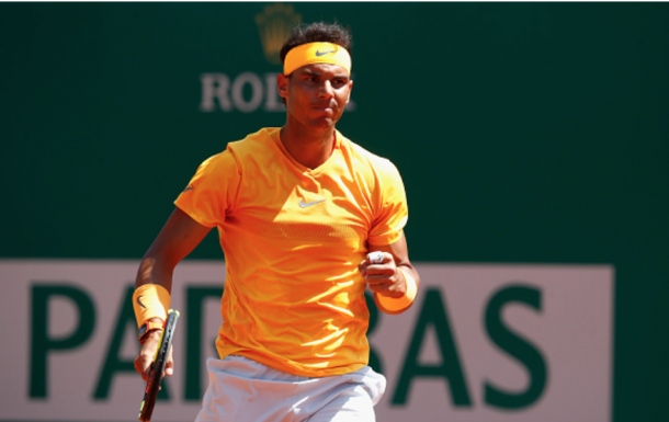 Nadal was quite dominant, only dropping two games in the whole match and at one point, won nine straight games (Julian Finney/Getty Images)