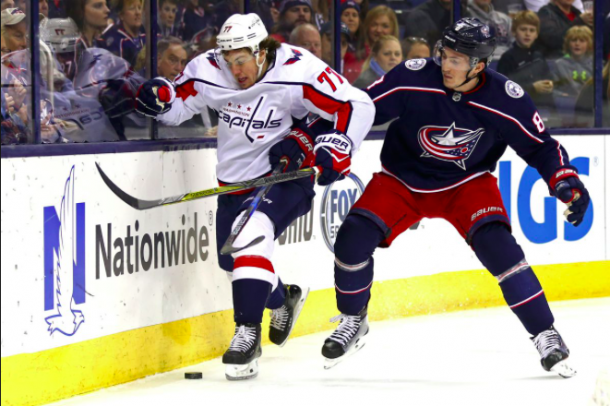 3 Reasons Why They Lost To The Capitals — Columbus Blue Jackets