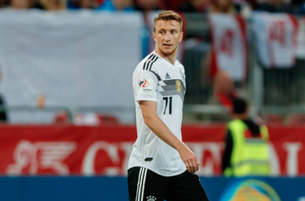 Marco Reus hopes to make the final squad for Germany (Photo by TF-Images/Getty Images)