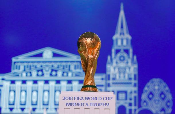 The 2026 World Cup will be held in North America.   Photo: Reuters