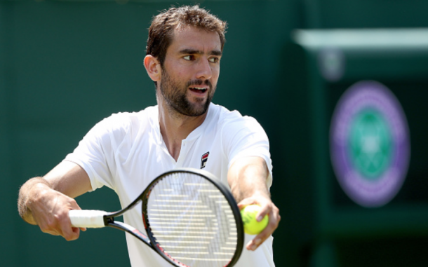 Cilic is looking to add to his US Open title. Can he do it at Wimbledon? (Matthew Stockman/Getty Images)