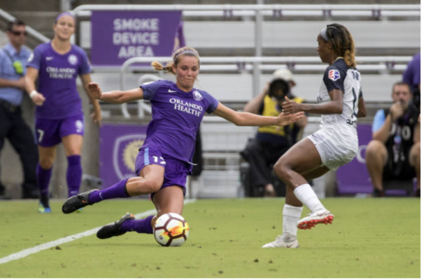 The Pride recent lost to the #1 ranked team in the NWSL. Photo: Getty Images/IconSportswire
