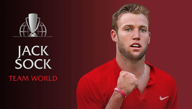 Jack Sock's doubles game could be a huge factor in Laver Cup