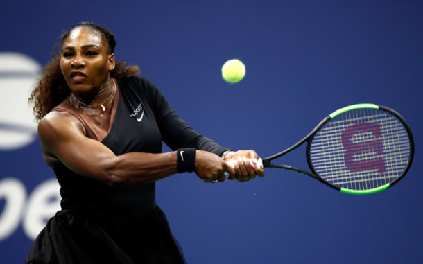 Serena began to dominate after saving break points to avoid going down a double break (Julian Finney/Getty Images)