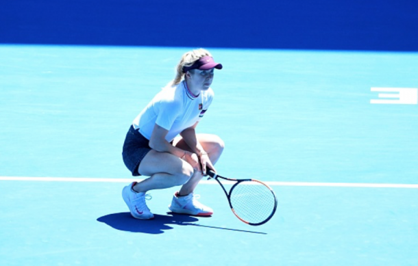 Svitolina could not do much against Osaka today (Anadolu Agency/Getty Images)