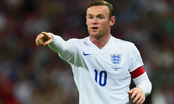 Rooney has been criticised by Russia's Leonid Slutsky (Photo: Getty Images)