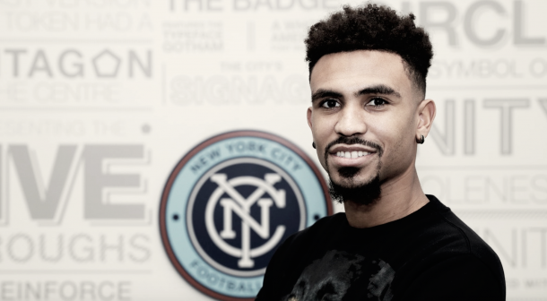 Cedric Hountondji will have tough competition at NYCFC. | Photo: New York City FC