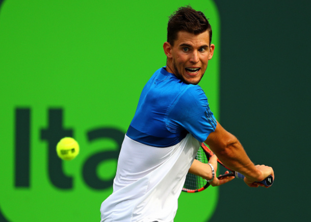 Thiem Dream; Nadal, Djokovic On Court Monday at French Open