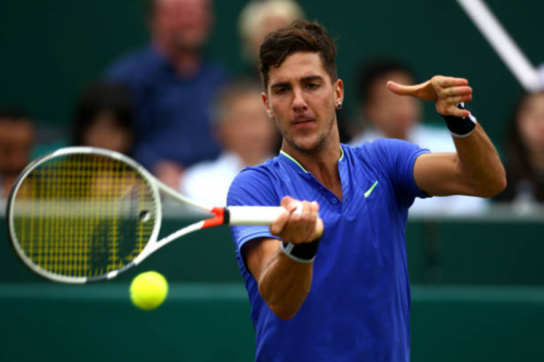 Thanasi Kokkinakis will be hoping to make a run this week (Photo: Ben Hoskins/Getty Images)