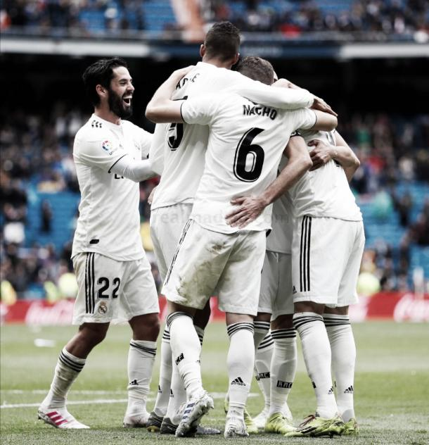Fuente: Real Madrid
