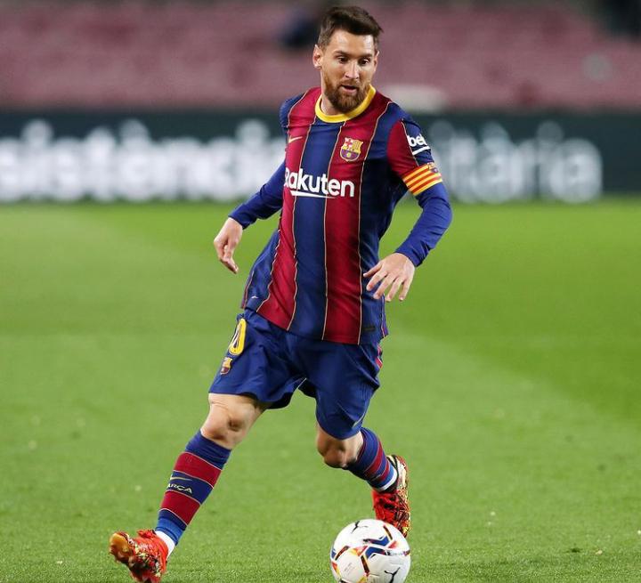 Instagram: Lionel Messi oficial