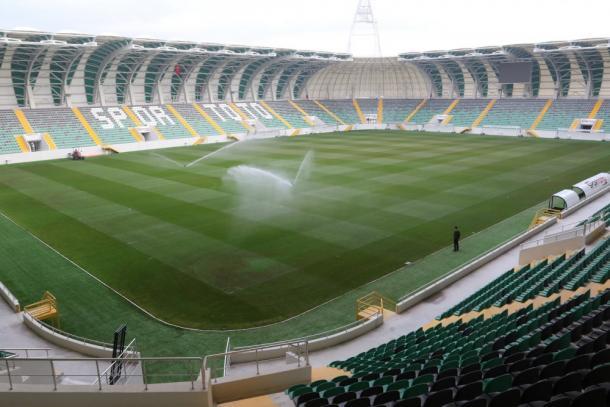 Akhisar Arena | Foto: Akhisarspor