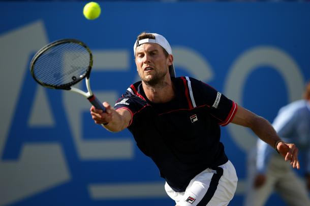 Seppi was hoping to reach his third Aegon Open final. Photo: Getty