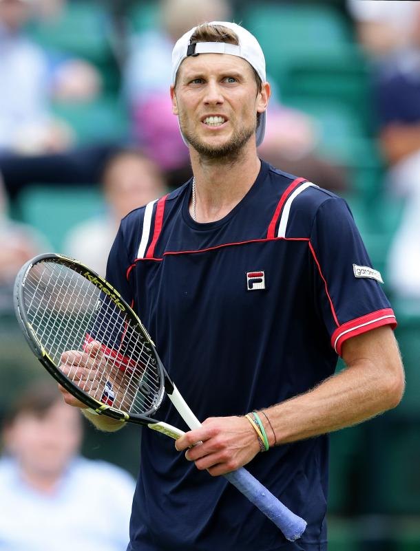 Seppi won the Aegon Open in 2011 in Eastbourne. Photo: Getty