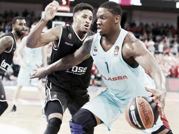 Seraphin será pieza clave en la pintura/ Foto: Euroleague.basketball