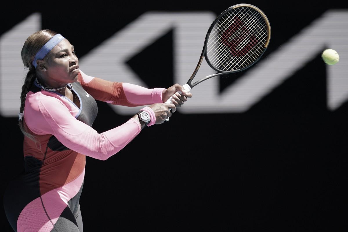 Serena Williams Foto: @AustralianOpen