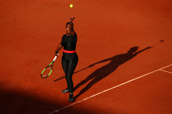 Serena Williams' serves will be extremely efficient on grass | Photo: Clive Brunskill/Getty Images Europe