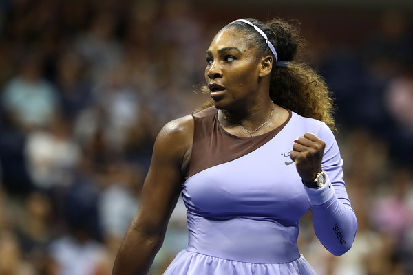 Serena Willimas leads the tournament field in aces this year | Photo: Julian Finney/Getty Images North America