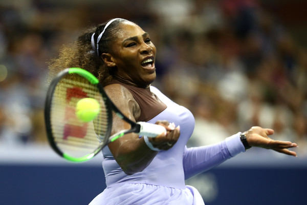 It has been some incredible play from Serena Williams this fortnight | Photo: Julian Finney/Getty Images North America