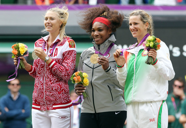 The WTA Big Three are back: Williams, Sharapova, and Azarenka will be looking to provide some tough competition for the youngsters | Photo: PacificCoastNews.com/Zimbio