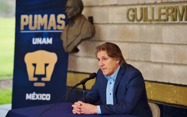 Sergio Egea, Vicepresidente Deportivo Pumas UNAM de México | Foto: Agencias