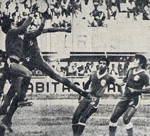 Derby Sergipano, Brasileiro Série A, 1977