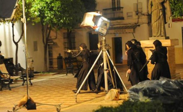 Fuente: Making of