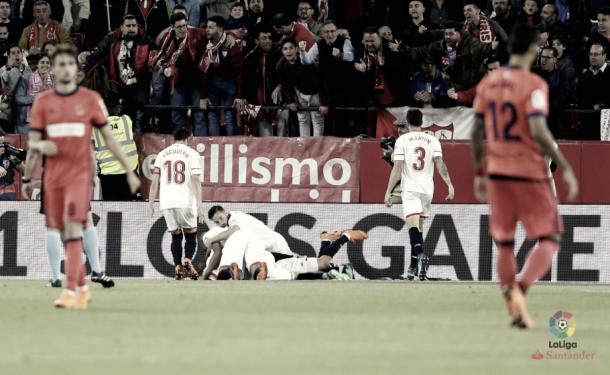 El Sevilla vence a la Real Sociedad en casa | Foto: laliga.es