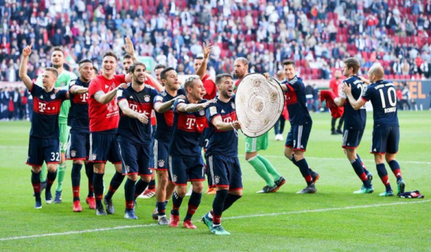 De nuevo campeón de Alemania