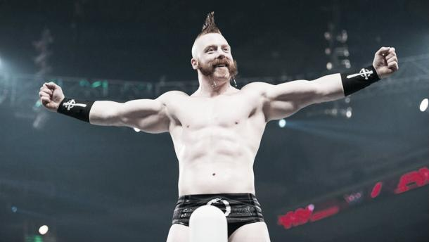 Sheamus says the future of McGregor lies in someone else's hands (image: muscleandfitness)