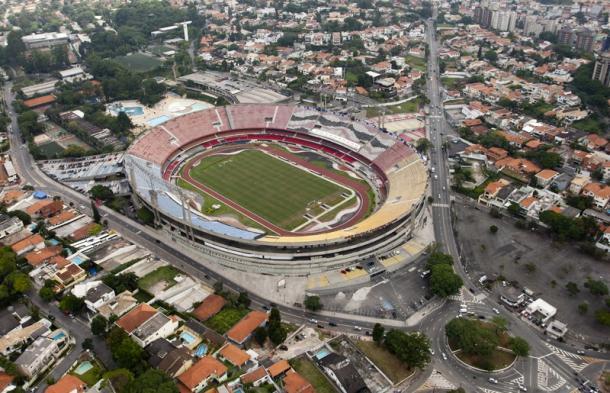 Foto: Rubens Chiri / saopaulofc.net