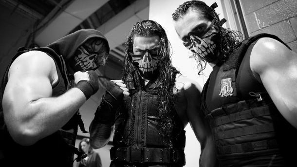 The Shield were one of the most popular stables in WWE amassing major success during their formation (image: wrestlingheads)