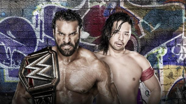 Will Nakamura become the WWE Champion? Photo-WWE.com