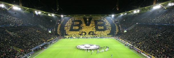 La casa del Dortmund suele ser una fortaleza para los locales | Foto: bvb.de