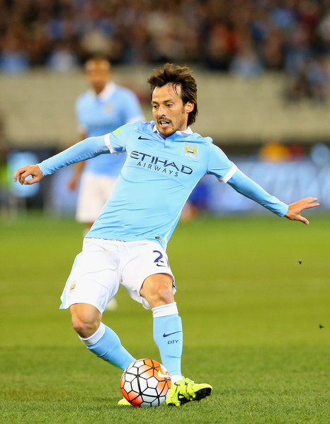 Silva has been impressive thus far under Guardiola / Zimbio