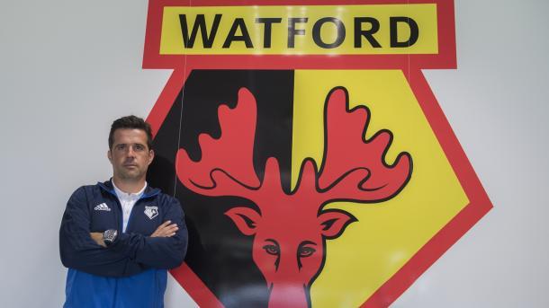 Silva espera un equipo trabajador y con mucha energía | Foto: Watford.