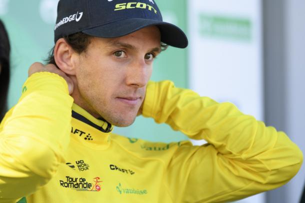 Adam Yates rozó la victoria general en el Tour de Romandía | Foto: Tour de Romandía