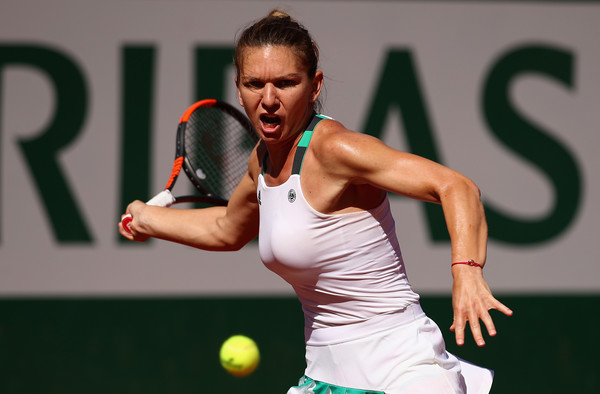 Simona Halep was in dominant form at the French Open, reaching the second Grand Slam final of her career | Photo: Clive Brunskill/Getty Images Europe