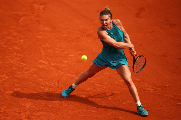 Halep fought back from an unfavourable situation | Photo: Clive Brunskill/Getty Images Europe