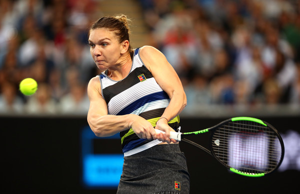 Mertens surprises Halep to take Qatar Open title