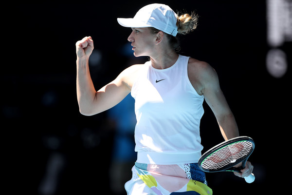 Halep, twice a semifinalist in New York, may not be at the event this year (Image: AsiaPac)
