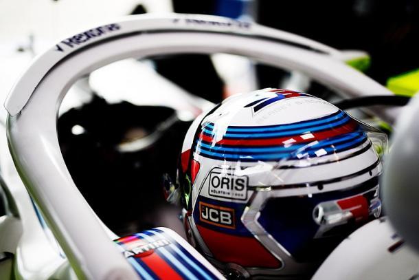 Em sua primeira classificação na F1, Sirotkin ficou em 19º e penúltimo (Foto: Divulgação/Williams Racing)