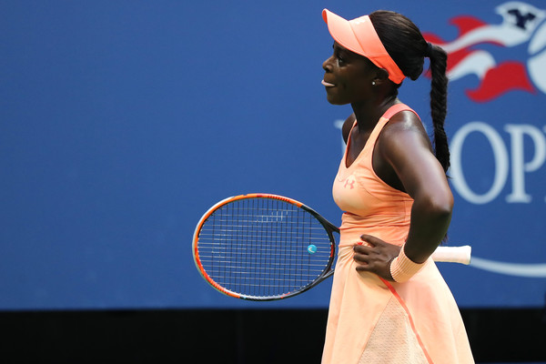 The moment of truth: Sloane Stephens wins the US Open ranked 83rd in the world | Photo: Elsa/Getty Images North America