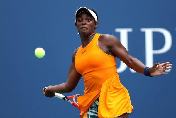 Sloane Stephens rolled to take the first set 6-1 | Photo: Matthew Stockman/Getty Images North America