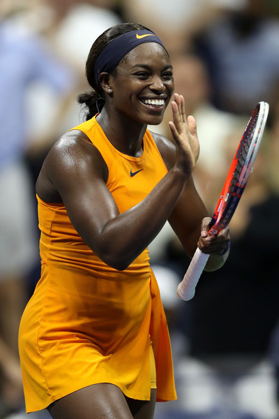 Stephens will certainly be proud of her straightforward win | Photo: Matthew Stockman/Getty Images North America