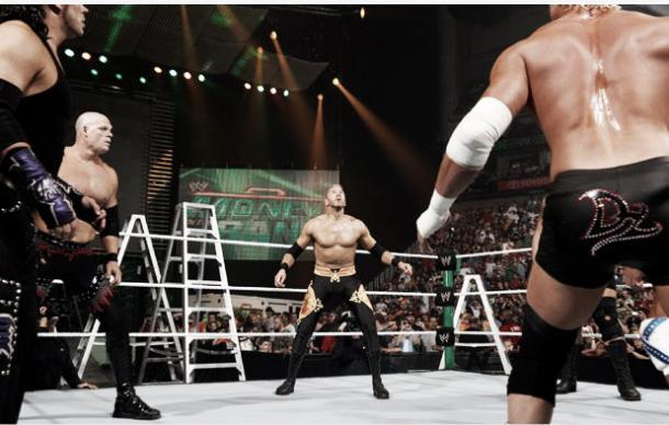 The anticipation was high for the first ever Money in the Bank PPV. Photo- www.smarknmark.com