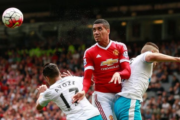 Smalling has been a rock at the back for the Reds this season | Photo: Getty Images