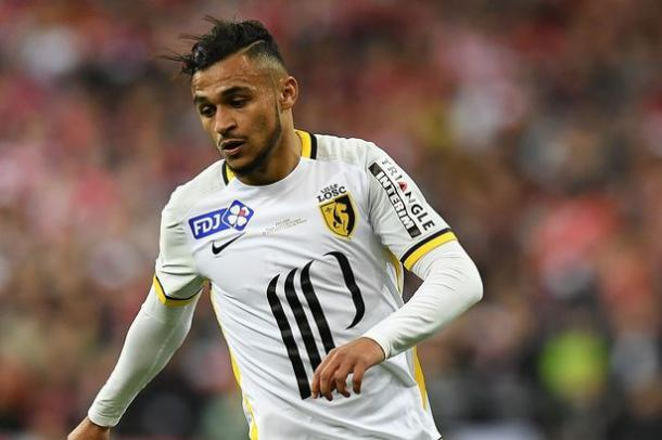 Boufal impressed during his time in France. Photo: Mirror